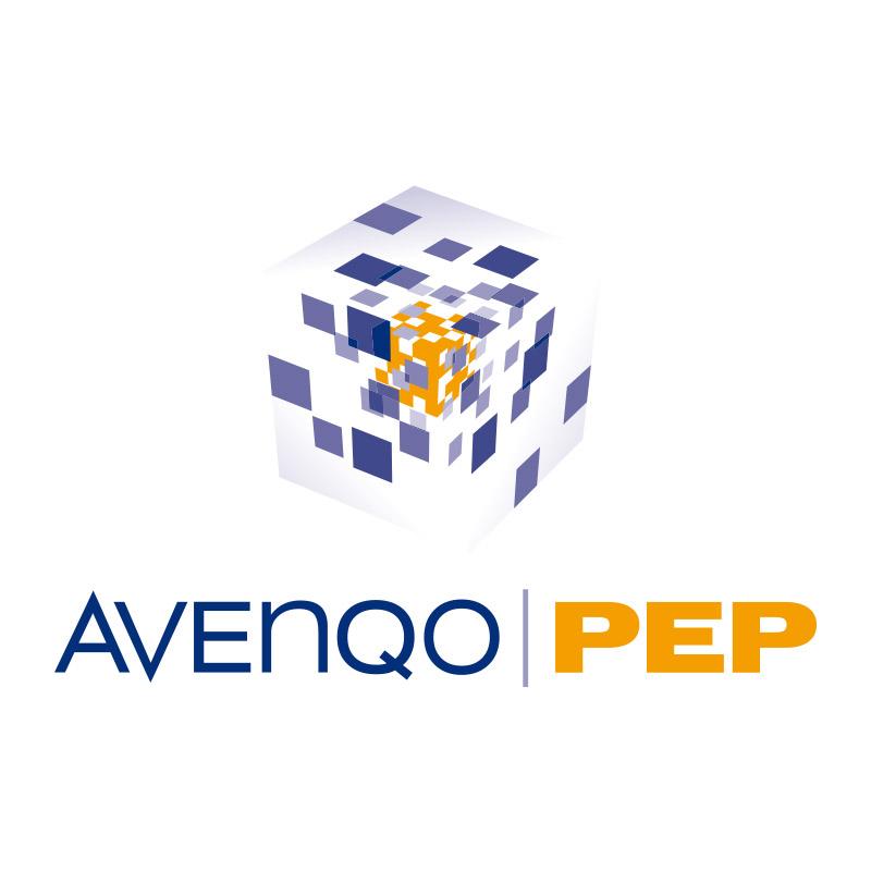 Produktlogo (Software) für die AVENQO GmbH, Kremmen