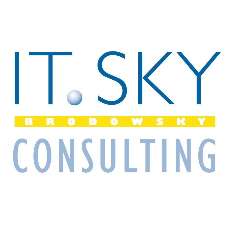 Logo für die IT.SKY Consulting GmbH, Olten/ Schweiz